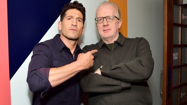 Jon Bernthal and Tracy Letts React to 'Ford v Ferrari' Oscar Buzz (Exclusive)