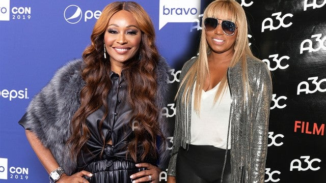 'RHOA's Cynthia Bailey Talks Her Reunion With NeNe Leakes and Their Feud (Exclusive)