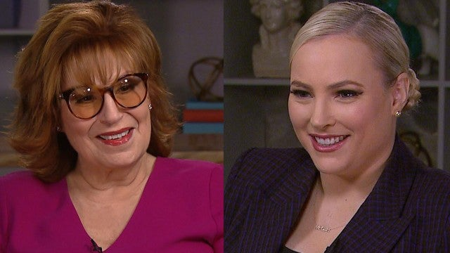 Meghan McCain and Joy Behar Reveal What they Want YOU to Know About Their Relationship (Exclusive)