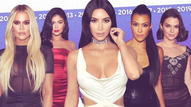 The Kardashian Jenners' Biggest Moments and Scandals: From 2010 to 2020