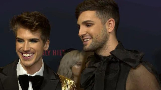 Joey Graceffa & Daniel Preda Reveal Who They Want To Cast Next In 'Escape The Night' | Streamys 2019