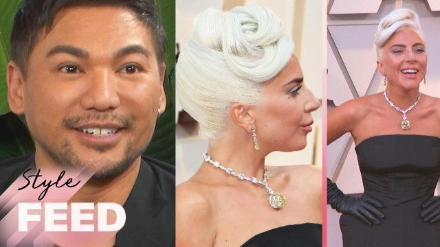 Lady Gaga's Hairstylist Looks Back on a Decade of Styles | ET Style Feed