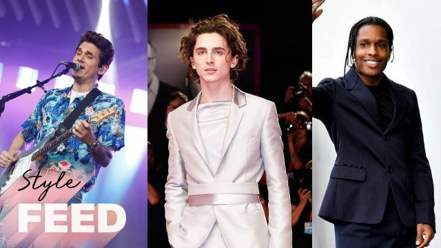 The Most Stylish Men of the Decade | ET Style Feed