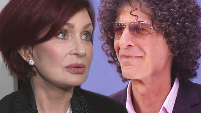 Howard Stern and Sharon Osbourne React to Ongoing 'America's Got Talent' Drama