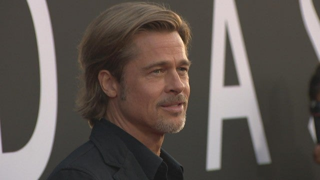 Brad Pitt Will Spend Christmas Eve and His Birthday With Some of His Children
