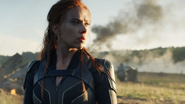 Scarlett Johansson is back on the big screen as Natasha Romanoff