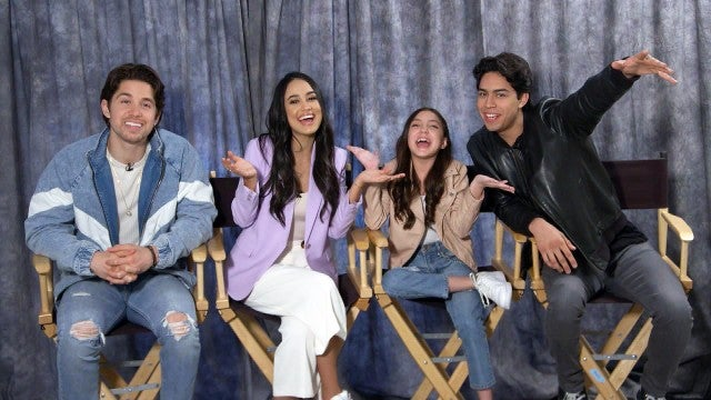 'Party of Five' Cast Shares Their Favorite Holiday Traditions! (Exclusive)