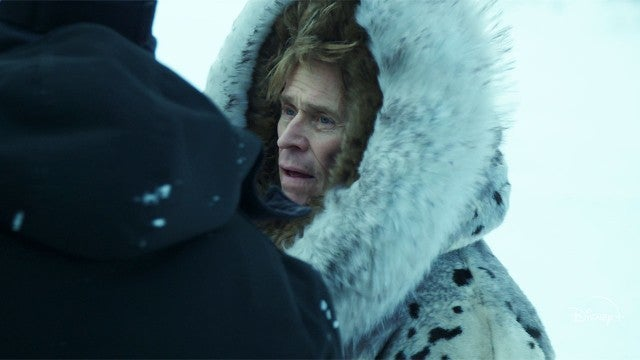 Behind-the-Scenes of Disney+'s 'Togo' With Willem Dafoe and His Sled Dog Co-Stars