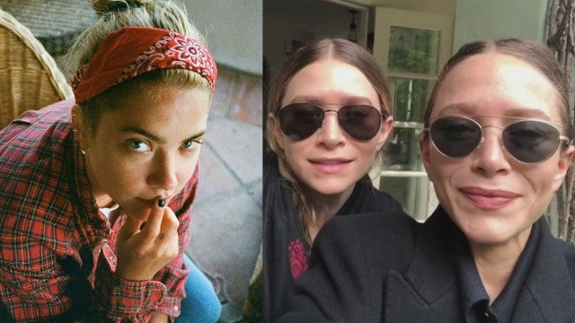 Olsen Twins Tape Sweet Birthday Message For Super Fan Ashley Benson