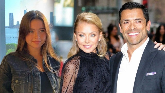 Kelly Ripa's Daughter Lola Can SING