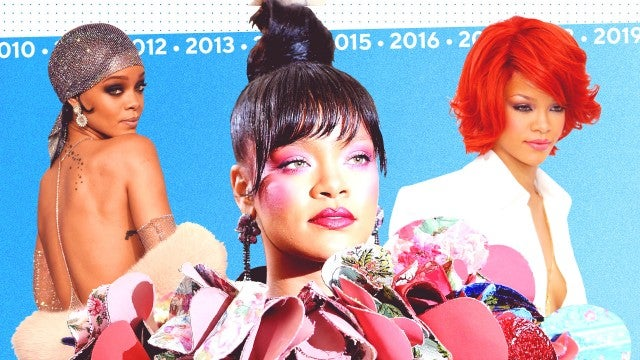 Rihanna Style Evolution: From 2010 to 2020