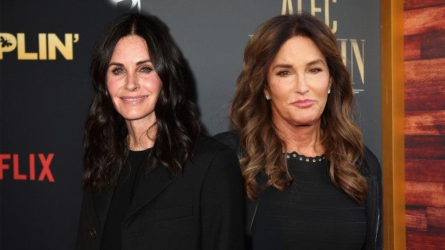 Courteney Cox Reacts to Fans Pointing Out Her Resemblance to Caitlyn Jenner