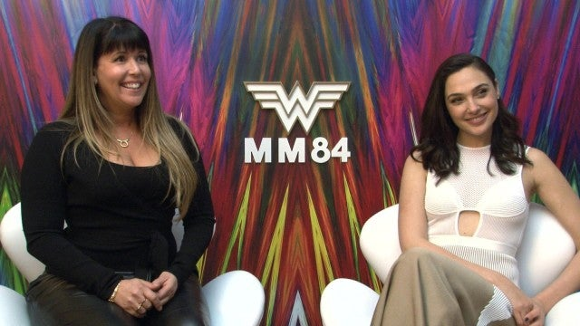 Gal Gadot Cried After Watching 'Wonder Woman 1984'