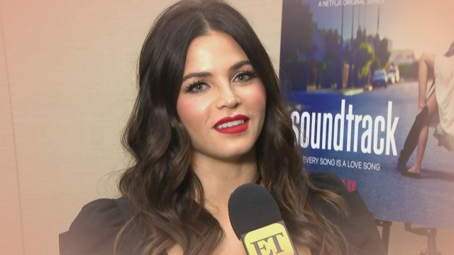 Jenna Dewan on Her and Boyfriend Steve Kazee's Musical Household (Exclusive)