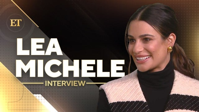 Lea Michele on Starting Holiday Traditions With Husband Zandy Reich