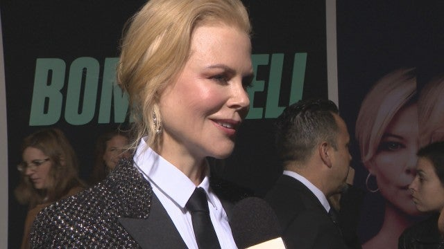 Nicole Kidman on Why Her Second Golden Globe Nomination for 'BLL' Is So Special (Exclusive)
