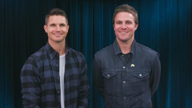 Watch Stephen Amell and Robbie Amell Interview Each Other! (Exclusive)