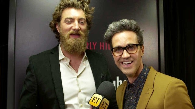 Rhett and Link Say They Were 'Shocked' When They Won Show of the Year