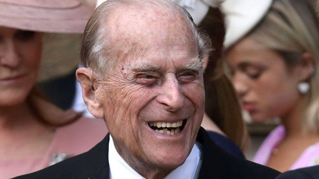 Prince Philip, Husband of Queen Elizabeth II, Dead