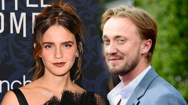 Emma Watson and Tom Felton Reunite With 'Harry Potter' Co-Stars for Some EPIC Pics!