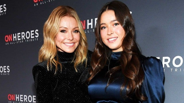 Kelly Ripa and Daughter Lola Rock Mini Dresses on the Red Carpet