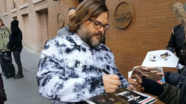 Jack Black Calls Retirement Rumors 'Fake News' -- Watch!