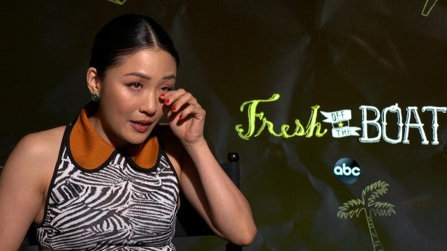 Constance Wu Tears Up Over 'Fresh Off the Boat' Coming to an End (Exclusive)