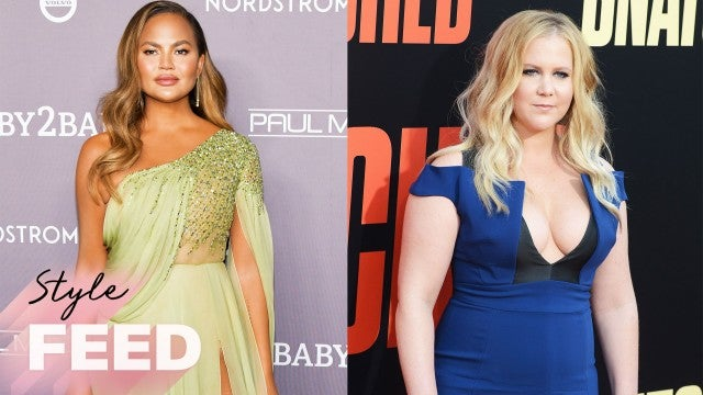 Amy Schumer, Chrissy Teigen and More Stars Get Candid About IVF | ET Style Feed