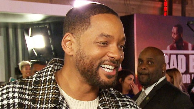 Inside the 'Bad Boys for Life' Premiere With Will Smith (Exclusive)