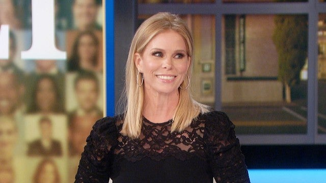 'Curb Your Enthusiam's Cheryl Hines Reacts to Her First ET Interview (Exclusive)