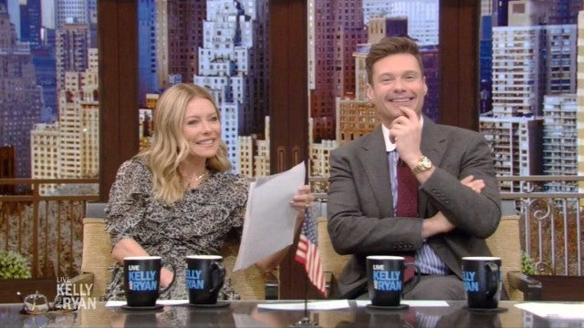 Kelly Ripa 'Quit Drinking' When Ryan Seacrest Joined 'Live'