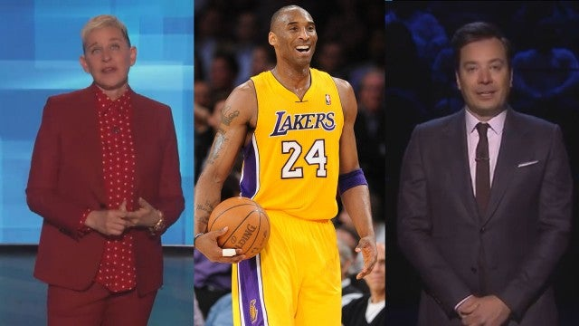Remembering Kobe Bryant: Watch Talk Show Hosts' Emotional Tributes