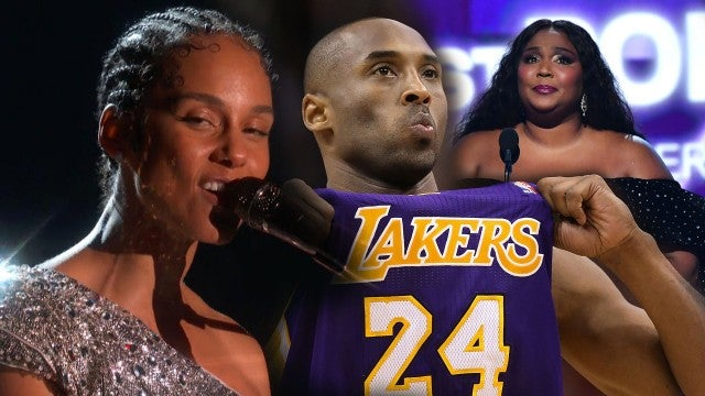 GRAMMYs 2020: Here's How the Show Honored Kobe Bryant Following His Death