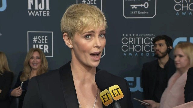 Critics' Choice Awards 2020: Charlize Theron Reacts to 'Amazing' 'Bachelor' Premiere (Exclusive)