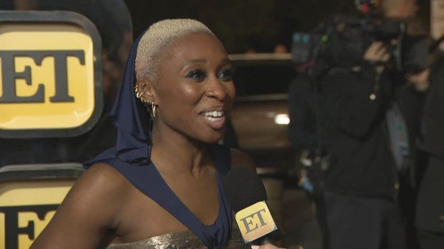 Cynthia Erivo Shares Her Top Three Tips for Rocking the Red Carpet