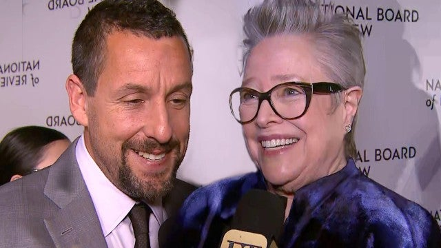 Adam Sandler and Kathy Bates on Possibly Having a 'Waterboy' Reunion! (Exclusive)