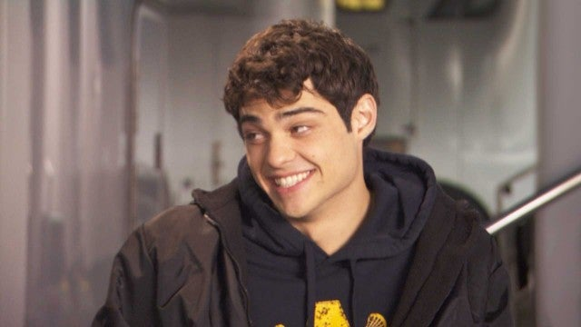 Noah Centineo Dishes on 'To All The Boys 2' Love Triangle