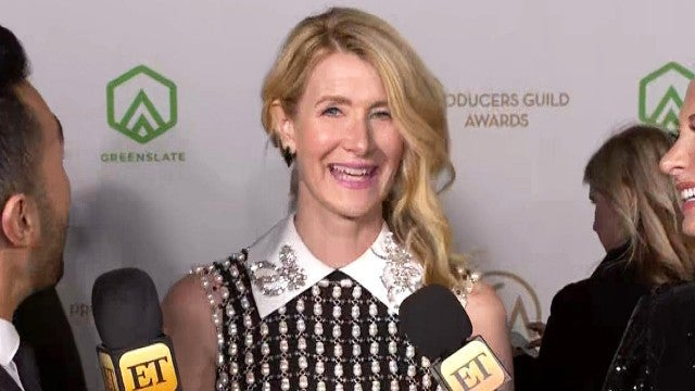 PGA Awards 2020: Laura Dern on Whether a 'Big Little Lies' Season 3 Is Happening