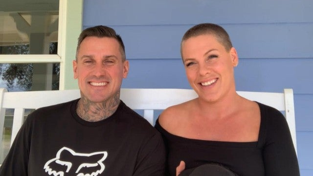 How Pink and Carey Hart's Kids Helped With New 'Tanks For Troops' Charity (Exclusive)