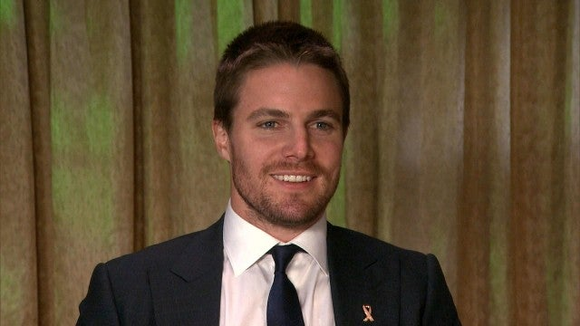 'Arrow' Series Finale: Watch Stephen Amell's First Interview!