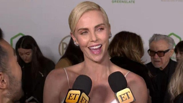 PGA Awards 2020: Charlize Theron Reveals She's Taking a Break to Focus on Motherhood (Exclusive)