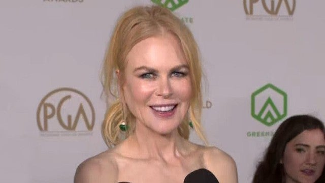 PGA Awards 2020: Nicole Kidman Says 'BLL' Season 3 Is More of a 'Dream' Than a 'Reality' (Exclusive)
