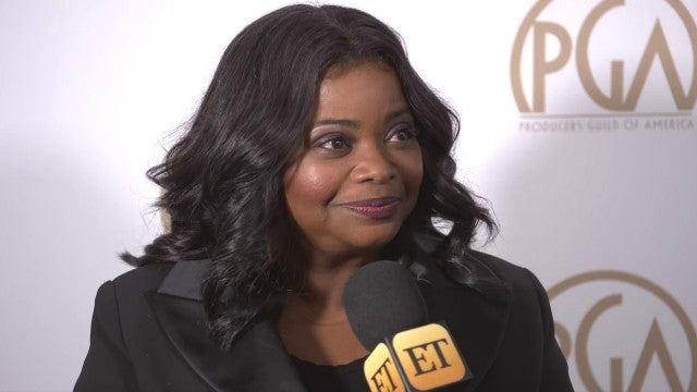 PGA Awards 2020: Octavia Spencer on Playing Superheroes With Melissa McCarthy! (Exclusive)