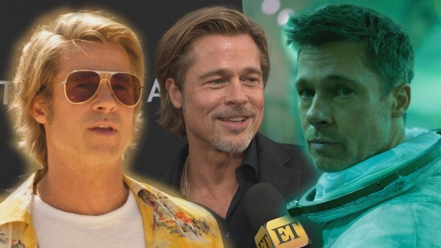 Brad Pitt's Road to the 92nd Academy Awards