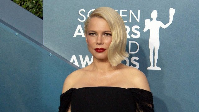SAG Awards 2020: Michelle Williams Shows Off Adorable Baby Bump!