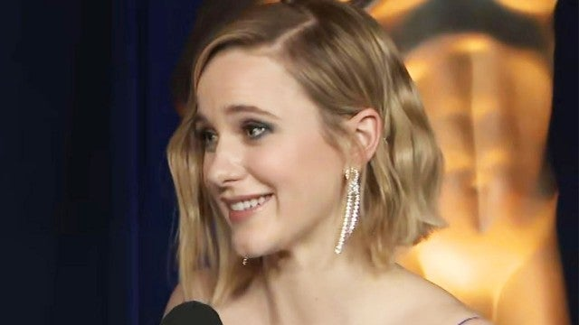SAG Awards 2020: Rachel Brosnahan Talks Season 4 of 'The Marvelous Mrs. Maisel'