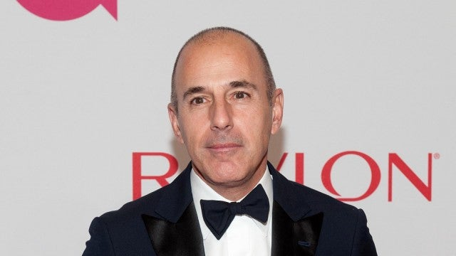 Matt Lauer Is Dating PR Executive Shamin Abas