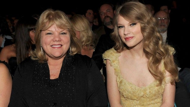 Taylor Swift Reveals Her Mom Andrea Has a Brain Tumor
