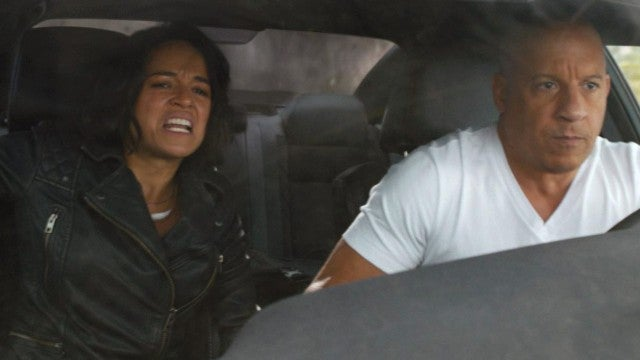 The 'Fast & Furious 9' Trailer Is Here -- Watch Now!