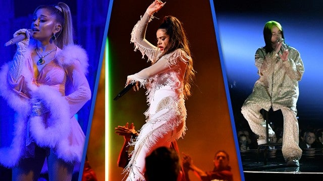 GRAMMYs 2020: Must-See Performances From Ariana Grande, Billie Eilish and Rosalía